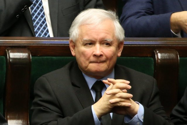 Jarosław Kaczyński udzielił wywiadu tygodnikowi wSieci.