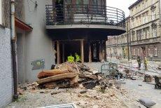 Żałoba w Bytomiu po sobotniej tragedii w kamienicy przy ul. Katowickiej.