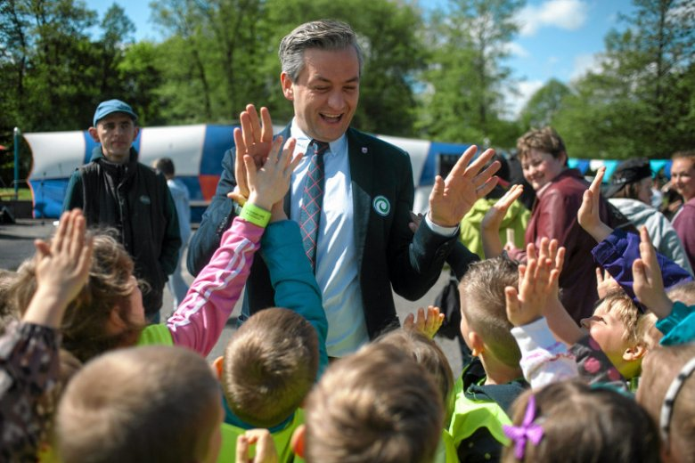 Robert Biedroń i jego miasto Słupsk, stał się bohaterem serialu dokumentalnego. Czy dowiemy się z niego czegoś nowego o prezydencie?