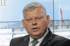 Marek Suski został szefem gabinetu premiera Mateusza Morawieckiego.
