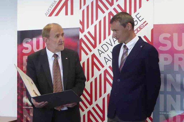 Polski fizyk otrzymuje Globe Energy Awards