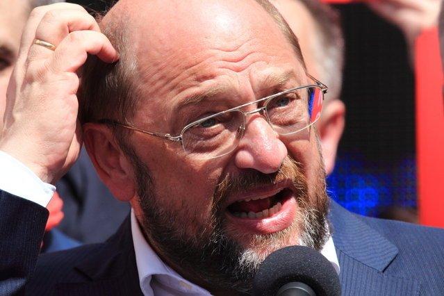 Martin Schulz będzie walczył z Angelą Merkel o fotel kanclerza Niemiec.