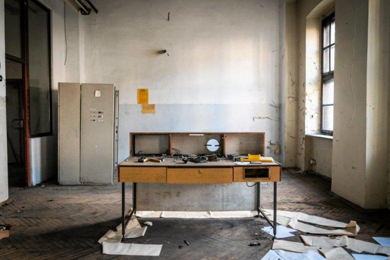 Fundacja Tytano ożywiła zapomnianą Fabrykę Tytoniu.