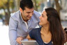 W relacjach damsko - męskich to wzrok gra główną rolę
