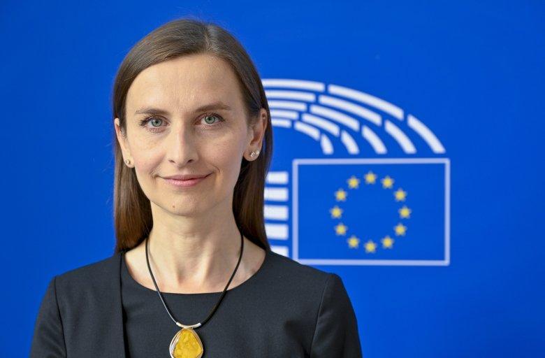dr Sylwia Spurek, posłanka PE