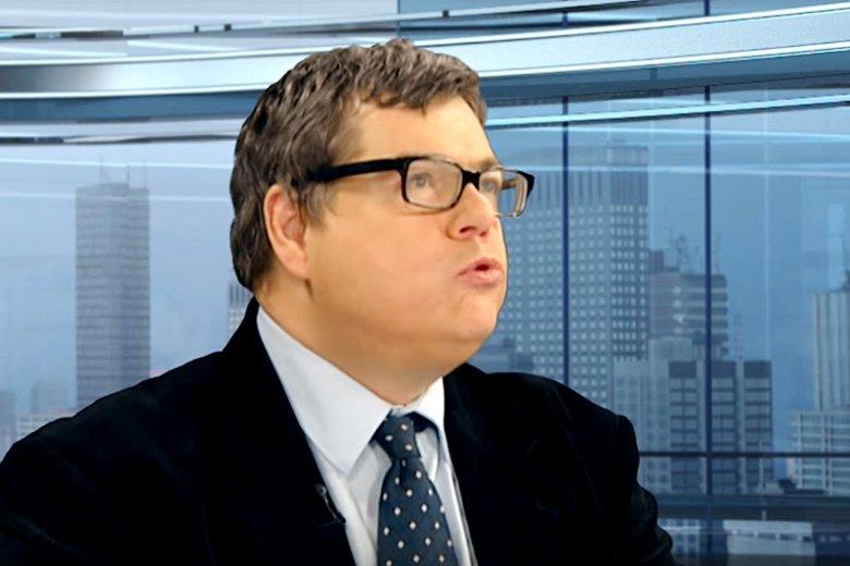 """Jak informuje """"Press"""", Dominik Zdort zastąpi Samuela Pereirę na czele redakcji serwisu internetowego TVP Info."""