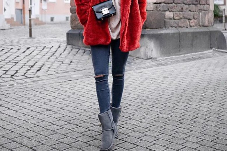 Buty emu mogą wyglądać stylowo