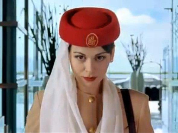 Emirates Airline nadleciało