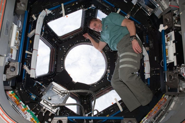 Astronauta polsko-kolumbijskiego pochodzenia, George Zamka