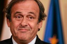 Michel Platini już na wolności. Ujawnił, o co pytali go śledczy.