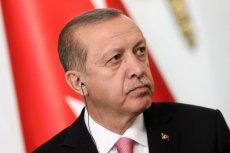 Recep Tayyip Erdogan obiecał zawieszenie broni w północnej Syrii.