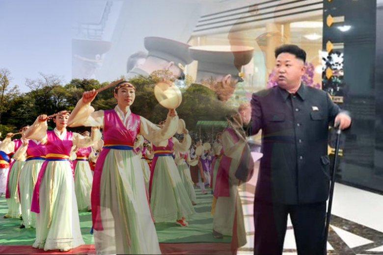 """Kim Dzong Un kilka dni temu rozpoczął rekrutację do swojej prywatnej """"drużyny rozkoszy""""."""