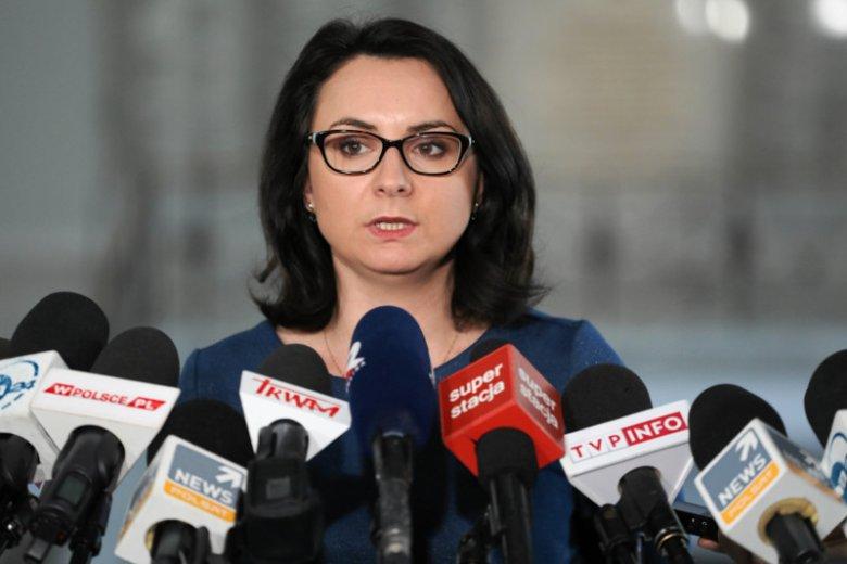 Pomysł Nowoczesnej przedstawiła Kamila Gasiuk-Pihowicz.
