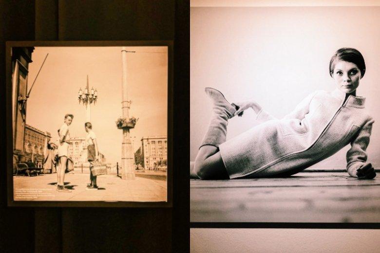 Na tej wystawie fotoreportaż spotyka sięz modą