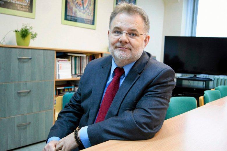 Prof. Zbigniew Izdebski, seksuolog