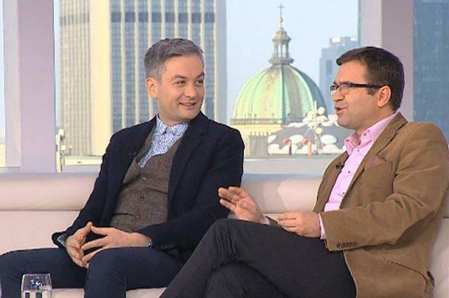 Posłowi Zbigniewowi Girzyńskiemu nie podoba się, że Rober Biedroń oddał krew dla Artura Górskiego.