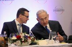 Polacy pomagali Niemcom zabijać Żydów – miał powiedzieć Benjamin Netanjahu. Ambasada Izraela twierdzi, że takie słowa nie padły.