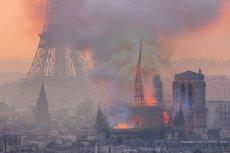 15 kwietnia 2019 wybuchł pożar w katedrze Notre-Dame w Paryżu.