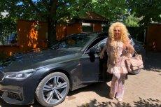 Magda Gessler ogłosiła, że sprzedaje BMW.