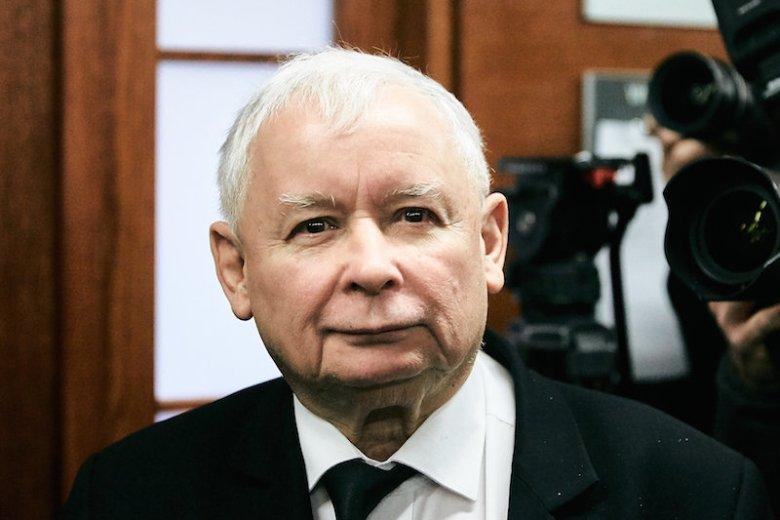 Jarosław Kaczyński tłumaczy się z faktur ws. Srebrnej. Nawiązał do słynnego określenia.