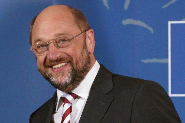 Nowe oblicze Martina Schulza?