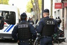 Nożownik zaatakował policjantów w Paryżu. Zginęło 4 funkcjonariuszy i napastnik.