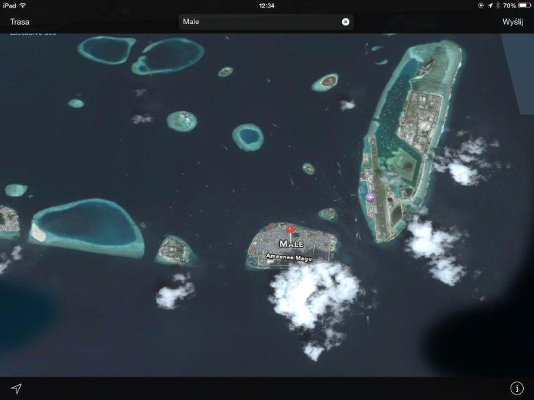 Male City, Republika Malediwów