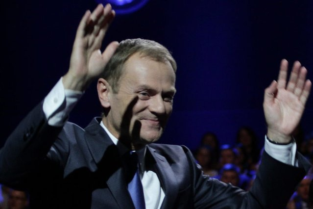 Donald Tusk urodził się 22 kwietnia 1957 roku w Gdańsku.