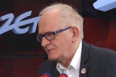 Krzysztof Czabański pojawił się w programie Konrada Piaseckiego na antenie Radia Zet.