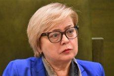 Hejterska akcja była także wymierzona w I prezes Sądu Najwyższego Małgorzatę Gersdorf.