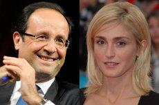 "Według tabloidu ""Closer"" Francois Hollande i Julie Gayet mają  romans"