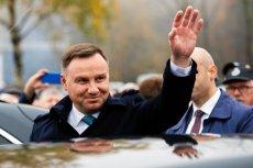 Andrzej Duda podsumował 5 lat prezydentury
