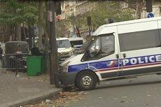 Paryżem miał wstrząsnąć kolejny zamach.
