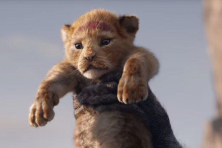 """W sieci pojawił się pierwszy zwiastun nowej wersji filmu """"Król Lew""""."""