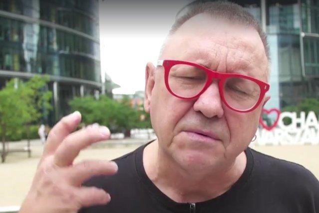 Do sądu w Słubicach trafił wniosek o ukaranie Jerzego Owsiaka za niecenzuralne słowa.