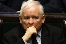 Jarosław Kaczyński jest obecnie na diecie lekkostrawnej.