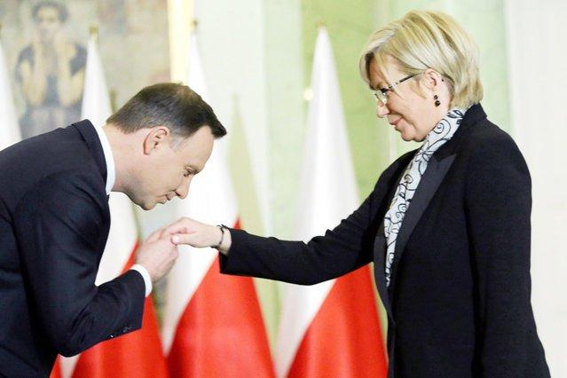 Trybunał Konstytucyjny nie działa pod rządami Julii Przyłębskiej