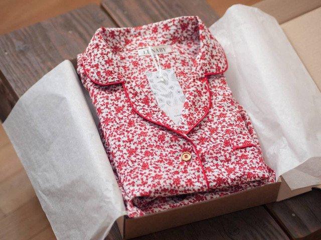 Piżamy Lunaby tworzone są z najlepszych materiałów.