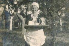 Służąca była w przedwojennej Polsce jednym z najpopularniejszych zawodów