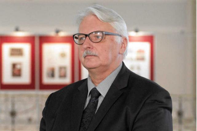 Witold Waszczykowski będzie twardo negocjował z Rosją.