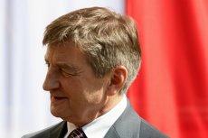Marek Kuchcińśki przez 16 miesięcy latach aż 109 razy. Tyle razy nie latał żaden polityk.