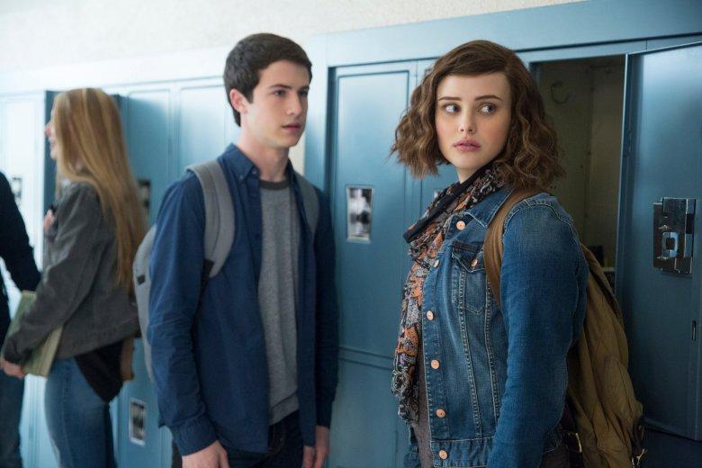 """Serial """"Trzynaście powodów"""" to jedna ze sztandarowych produkcji Netflixa"""