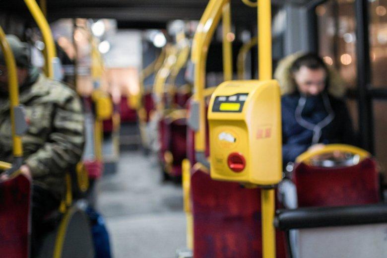Pasażerowie także bywają utrapieniem dla kierowców / zdjęcie ilustracyjne