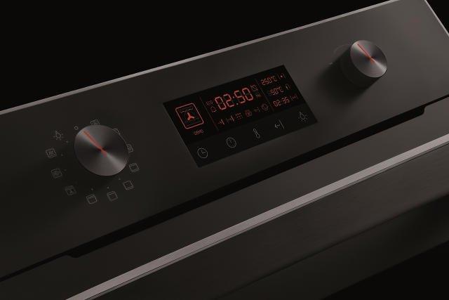 Centrum dowodzenia urządzeniami AGD z linii Amica IN. jest piekarnik.