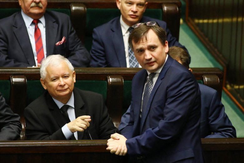 Projekt zmian w Kodeksie karnym bronił w Sejmie minister Zbigniew Ziobro.