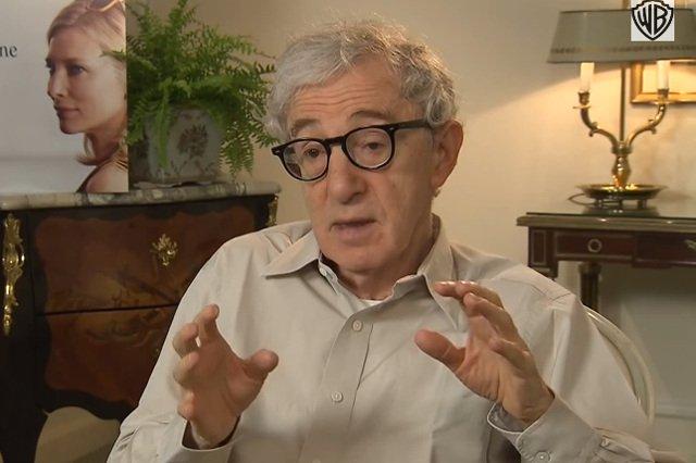 Woody Allen nakręci serial dla firmy Amazon