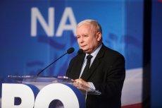 Jarosław Kaczyński zagrzewa polityków PiS do walki na ostatniej prostej przed wyborami.