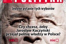 """Tygodnik """"Polityka"""" jasno przedstawia, o co chodzi w tegorocznych wyborach parlamentarnych, które odbędą się już w niedzielę 25 października."""