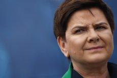 Beata Szydło uzyskała w sondażu prezydenckim wynik 7,4 proc.