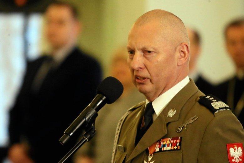 Gen. Mirosław Różański odpowiedział na zarzuty Antoniego Macierewicza.